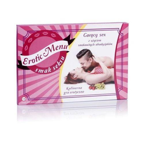Nmc Gra planszowa - erotic menu - smak seksu | 100% dyskrecji | bezpieczne zakupy