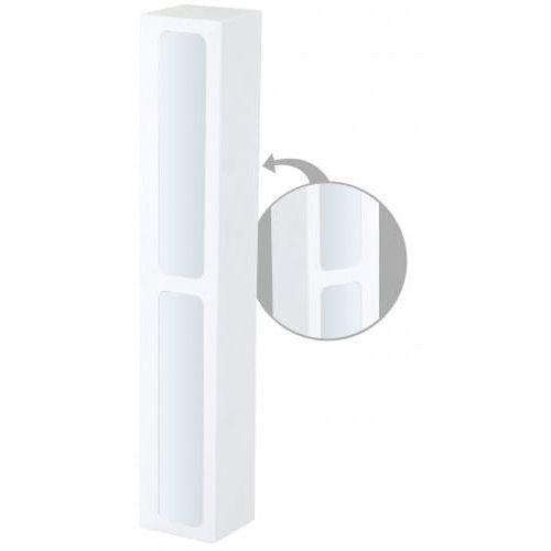 Aldex Klip kinkiet 2-punktowy biały 734d / czarny 734d/1