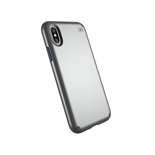 presidio metallic etui obudowa iphone xs / x (tungusten grey metallic/stormy grey) marki Speck