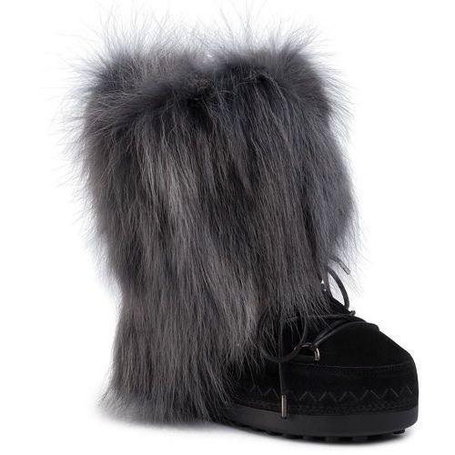 Śniegowce - new tignes 11 393-2144 black 01, Bogner
