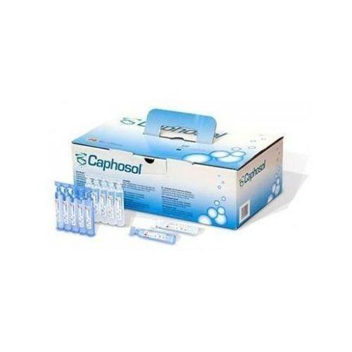 Caphosol płyn do płukania jamy ustnej 15ml x 60 fiolek (30a+30b) marki Eusapharma