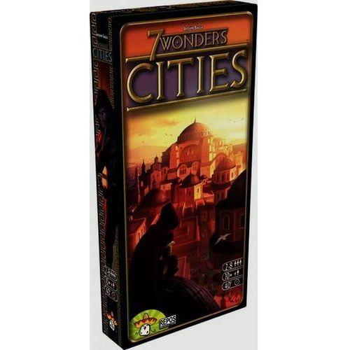 OKAZJA - Rebel 7 cudów świata: miasta (cities) (5425016922224)