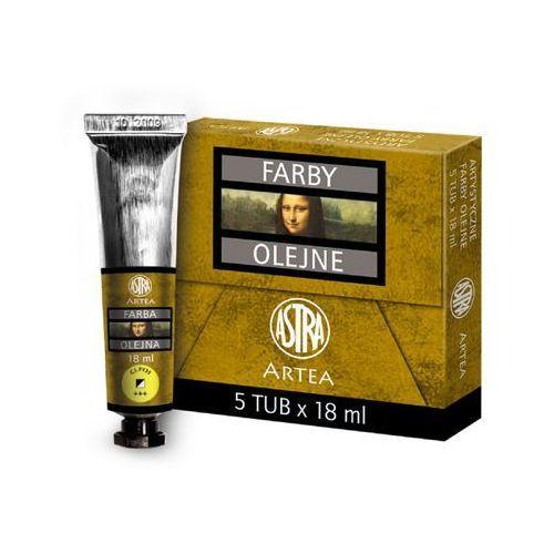 Farba olejna kadium cytrynowowy 18ml 834-954 marki Astra