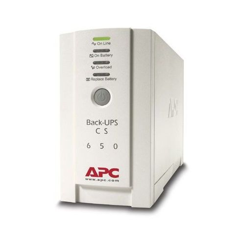 Apc by schneider electric Bk650ei apc back-ups 650, 230v