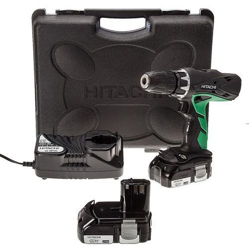 Hitachi DV18DCL2. Najniższe ceny, najlepsze promocje w sklepach, opinie.