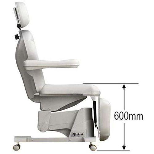 Fotel kosmetyczny elektryczny OPTIMA