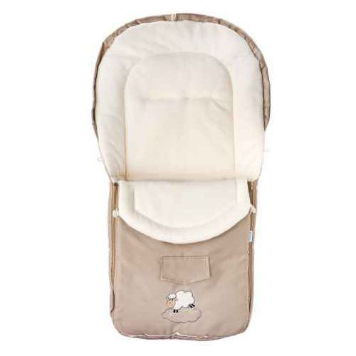 Sensillo  śpiworek polarowy do wózka (5902021524952)