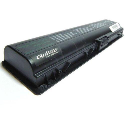 Qoltec Bateria do hp dv2000 dv6000 dv6100, 5200mah, 10.8-11.1v (5908260275853)