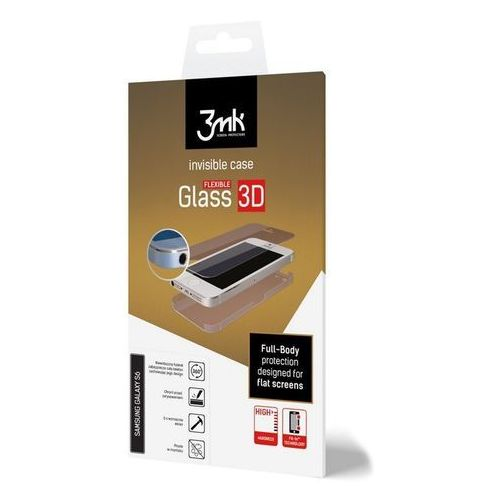3mk flexibleglass 3d apple iphone 8/7 plus high-grip