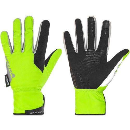 Endura deluge ii rękawiczka rowerowa mężczyźni zielony xs 2018 rękawiczki zimowe (5055939910666)