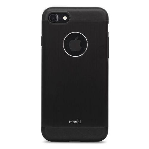 Moshi armour - etui aluminiowe iphone 7 (onyx black) (4713057250873)