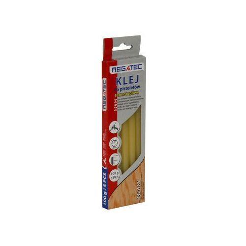 Termik Klej termotopliwy do drewna i kartonu 11.2 mm / 200 mm 100 g