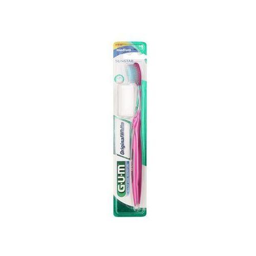 G.U.M Original White szczoteczka do zębów medium - sprawdź w wybranym sklepie