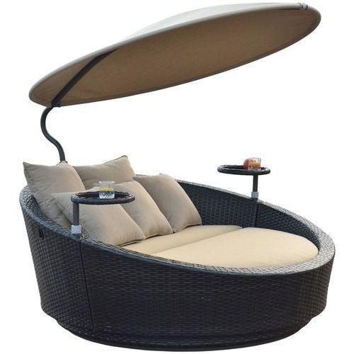 Igotherm shell luksusowy leżak - brown