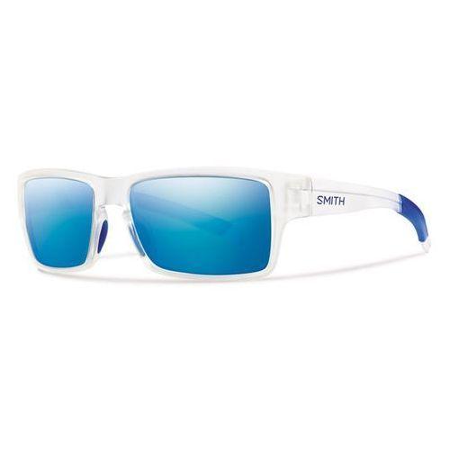 SMITH - Outlier/N Matte Crystl Blue Sp Pz (FO9-5675) rozmiar: OS, kolor niebieski