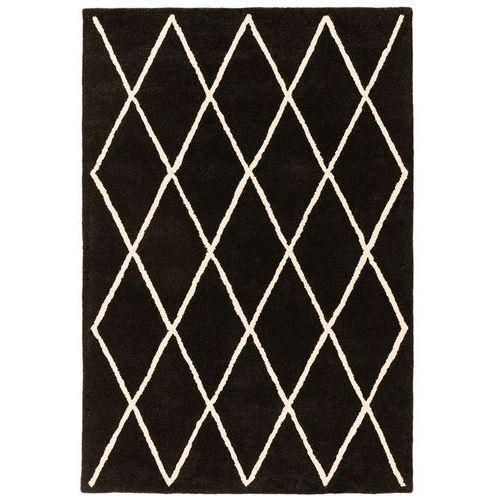 Dywan albany diamond black 160x230 marki Arte