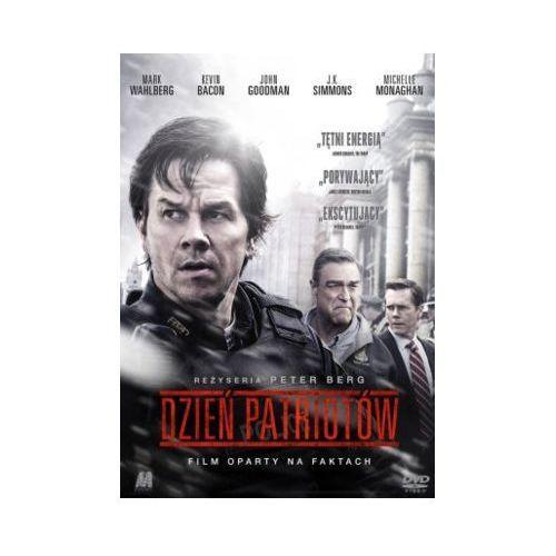 Monolith Dzień patriotów (dvd) + książka (9788365736253)