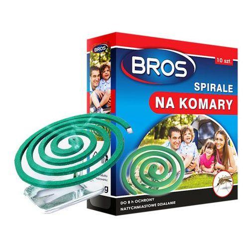 Spirala na komary Bros (10 sztuk), BR B012