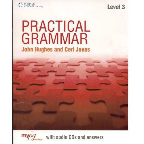 Practical Grammar Level 3 Książka Ucznia z Kluczem Plus 2 Płyty Audio CD (2011)