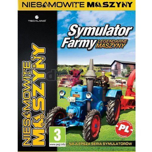 OKAZJA - Symulator Farmy Legendarne Maszyny (PC)