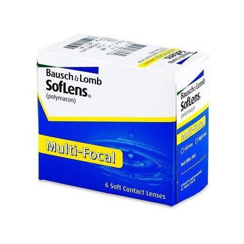 SofLens Multifocal (6 soczewek)