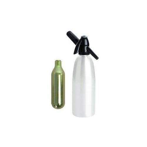 Art Saturator, syfon do wody sodowej 1l + nabój gratis
