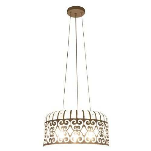 Lampa wisząca Rabalux Alessandra 2163 3x60W E27 biała, kolor Biały