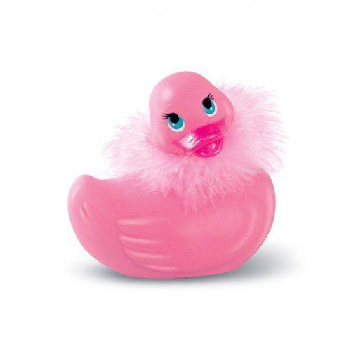 Stymulator łechtaczki - i rub my duckie travel size paris wyprodukowany przez Big teaze toys