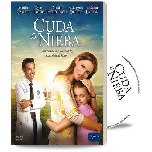 Rafael Cuda z nieba - film dvd