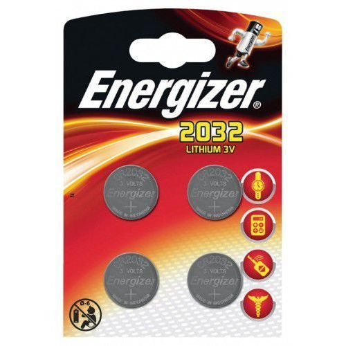 Energizer  bateria specjalistyczna cr 2032 4x (637762) darmowy odbiór w 20 miastach! (7638900377620)