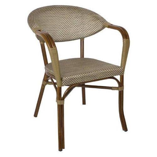Krzesła sztaplowane | 4 szt. | 56,5x60,5x(h)82cm marki Bolero