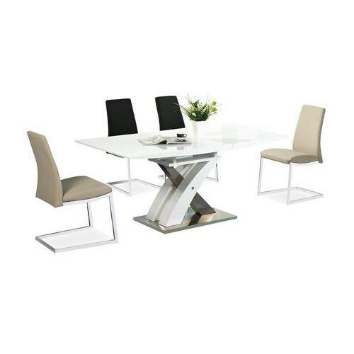 Signal Stół rozkładany raul biały