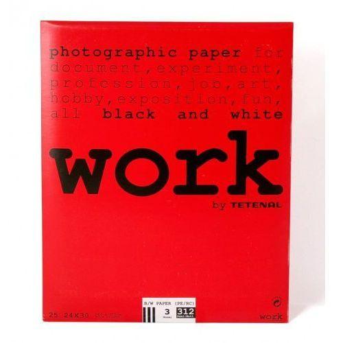 TETENAL 118129 Papier Work 24x30/25 312 Normal, 00174
