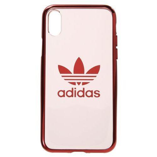 Adidas Entry Case iPhone X (czerwony), kolor czerwony