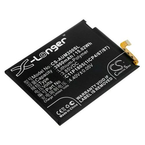 Asus ZenFone Max M2 / C11P1805(1ICP4/67/87) 3900mAh 15.02Wh Li-Polymer 3.85V (Cameron Sino)