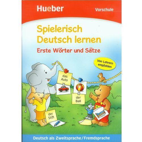 Spielerisch Deutsch lernen Vorschule, Max Hueber Verlag