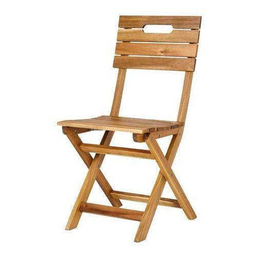 Krzesło składane GoodHome Denia 53 x 40 x 87 cm, PT-51900