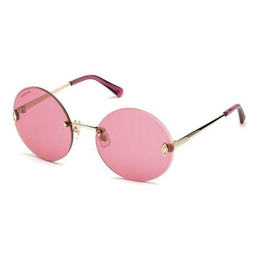 Swarovski Okulary słoneczne sk0159 32s