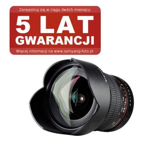 Samyang 10mm f/2.8 ED AS NCS CS Micro 4/3 - produkt w magazynie - szybka wysyłka!
