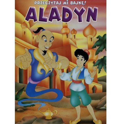 Przeczytaj mi bajkę Aladyn - Wydawnictwo Olesiejuk (16 str.)