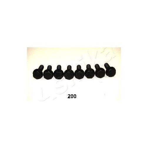 śruba, mocowanie wieńca zębatego koła zamachowego ASHIKA 54-02-200
