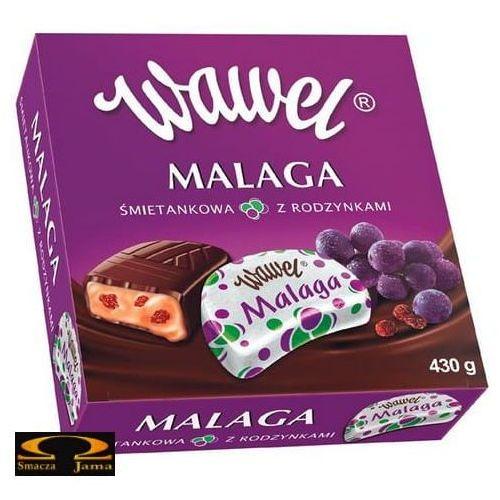 Bombonierka Wawel Malaga 430g, 2B71-69715