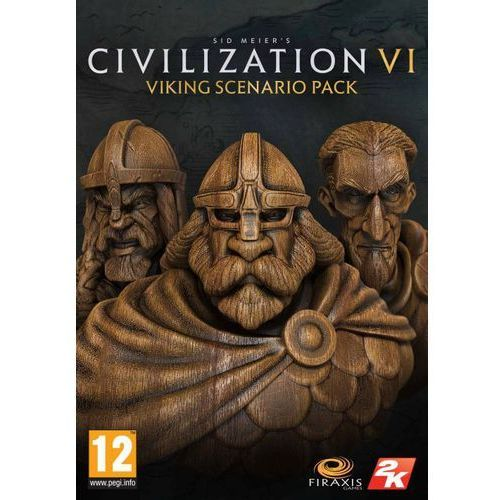 Civilization 6 Vikings Scenario Pack (PC)