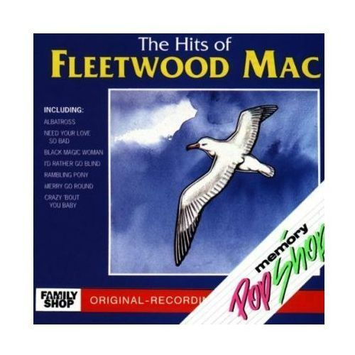 Sony music Fleetwood mac - the hits of fleetwood mac (cd)