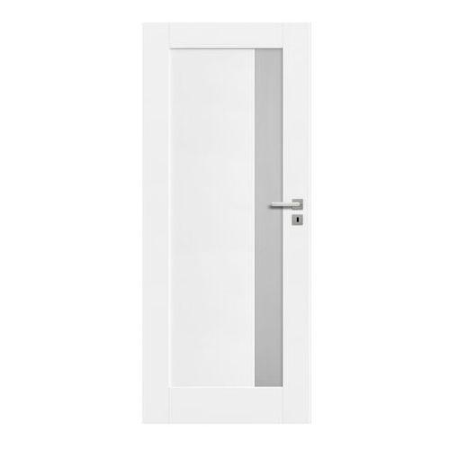 Drzwi pokojowe Fado 90 lewe kredowo-białe