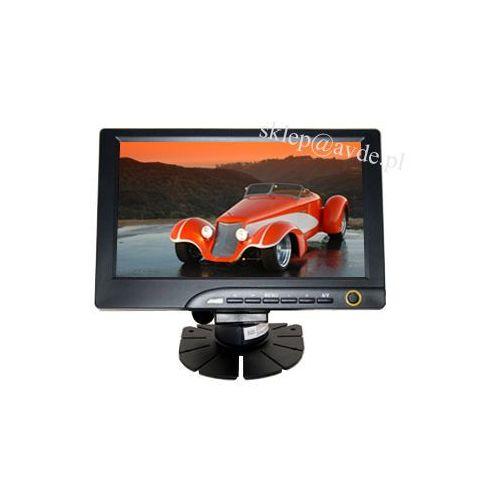 """NEWAY CL 8868N monitor samochodowy HDMI DVI VGA 8"""" (5909182390327)"""