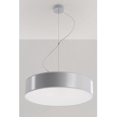 Sollux lighting Lampa wisząca arena 35 szary + darmowy transport!