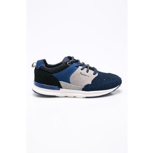- buty dziecięce boston marki Pepe jeans