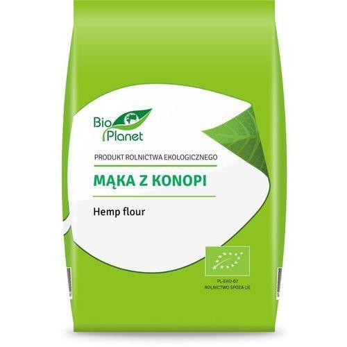 Mąka z konopii BIO 400g. Bio Planet (5902175866465)