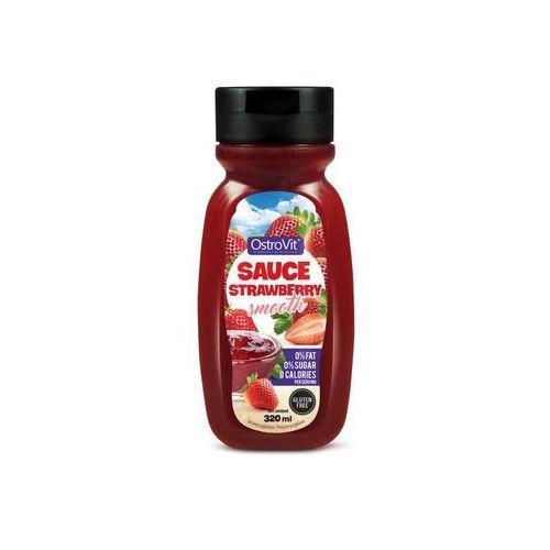 Ostrovit sauce - 320ml - strawberry smooth (5902232613551)